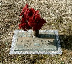Archie Earl Brasel