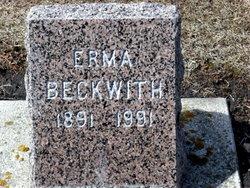 Erma G. Beckwith
