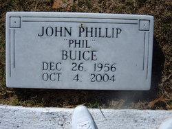 John Phillip Buice