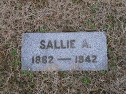 Sallie A. Jessop