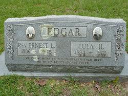 Lula <i>Hall</i> Edgar