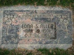 Edna Selvina <i>Berg</i> Allen