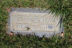 Nettie <i>Smith</i> Allen