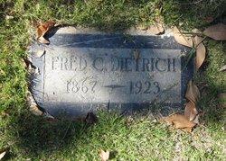 Fred C Dietrich