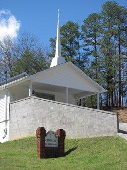 Mount Nebo Church in Jesus Name Cemetery