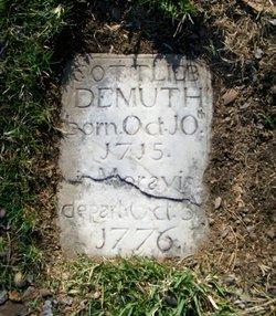 Gottlieb Demuth, Sr