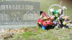 Flora Mae <i>Chambers</i> Ledford