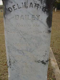 Delilah Geneva <i>Dailey</i> Peyton