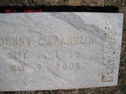 Johnny E. Franklin