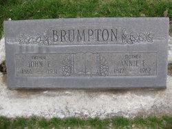 Annie E. <i>Robertson</i> Brumpton