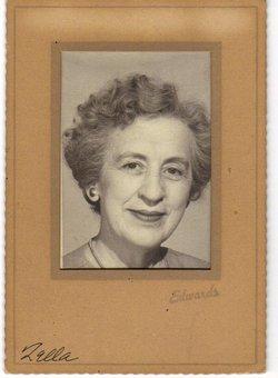 Zella Mae Burkhart