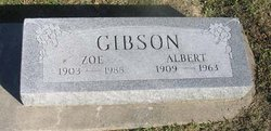 Zoe Marie <i>Cook</i> Gibson