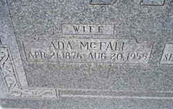 Ada <i>McFall</i> Bell