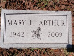 Mary L. <i>Green</i> Arthur