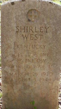 Corp Shirley West