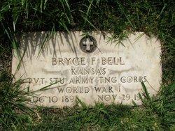 Bryce Frank Bell