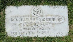 Manuel R Costello