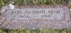 Mary Hannah Arnd