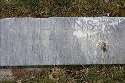 Louise <i>McKay</i> Lyons