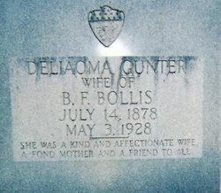 Dellaoma Delia Ann <i>Gunter</i> Bollis