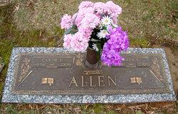 Mary <i>Fitzgerald</i> Allen