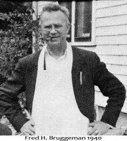 Fred H Bruggeman