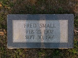 Fred W Small