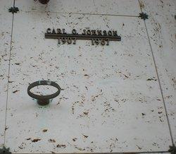 Carl Oscar Johnson