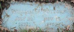 William Franklin Pottorf
