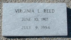 Virginia <i>Livingston</i> Reed