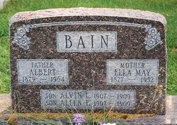 Allen F Bain