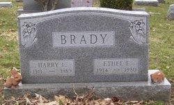 Harry Leonard Lenny Brady