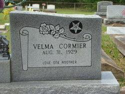 Velma <i>Cormier</i> Brown