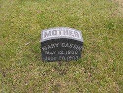 Mary <i>Feely</i> Cassin