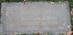 Nelson Norman Haynam