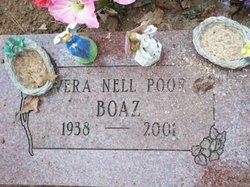 Vera N. <i>Poor</i> Boaz