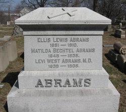 Ellis Lewis Abrams