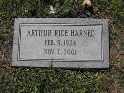 Dr Arthur Rice Harned