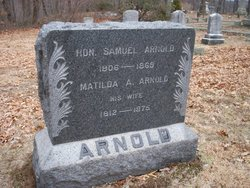 Matilda A <i>Tier</i> Arnold