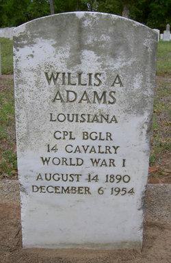 Willis A. Adams