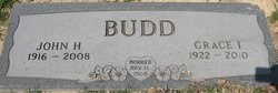 Grace Irene Budd