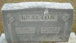 William Duncan Bratton