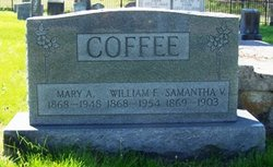 Samantha Virginia <i>Wiley</i> Coffee