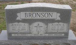 Jewell Arty <i>Dodd</i> Bronson