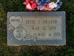 Effie Jewel <i>McDaniel</i> Draper