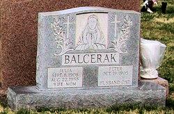 Julia <i>Zakrzewski</i> Balcerak