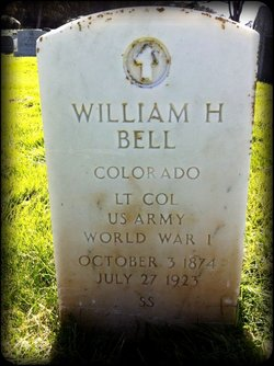 LTC William Hemphill Bell, Jr