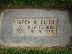 Frank William Allen
