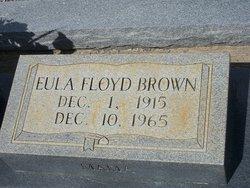 Eula <i>Floyd</i> Brown