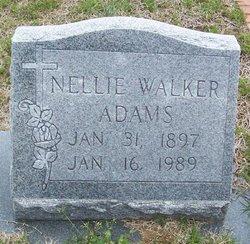 Nellie Walker Adams